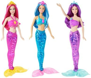 mermaid barbie