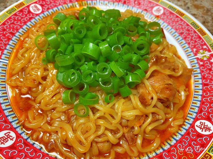 Spicy Ramen withPork